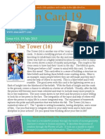 newsletter 16 july 19 2015