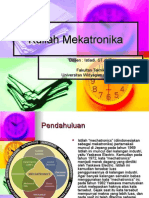 Kuliah Mekatronika