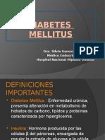 Diabetes Etiologia y Diagnostico