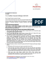 Kualifikasi Associate Unit Manager AUM 2015