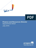 Appointment Brief