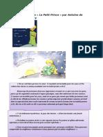 Citations Du Livre Petit Prince