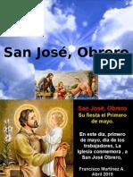 San José, Obrero