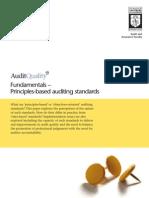 AuditQualityQa Fundamentals – Principles-based Auditing Standards
