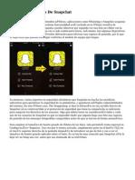 Los Mejores Trucos De Snapchat