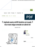 Wifi Router Como Repetidor
