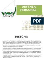 Defensa Personal PNC