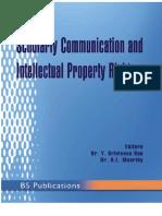 Comunicación Científica y Derechos de Propiedad Intelectual (Inglés)