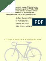 bike - how sentences work