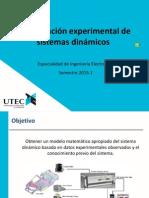 Clase Identificación Experimental (1)