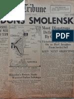 [Wiki] Battle of Smolensk (1943)