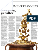 Retirement Planning - 19 July 2015