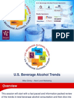 U.S. Beverage Alcohol Trends
