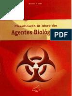 Livro Fiocruz Classificacao Risco Agentes Biologicos