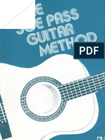 Joe Pass - Guitar Method