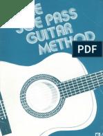 Joe Pass - Guitar Method