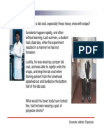 Presentación Seguridad en El Laboratorio (Ejemplos)