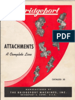 Bridgeport Attachments Catalog