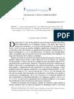 La Democracia y Sus Condiciones (Michelangelo Bovero)