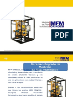 Medidor de Flujo Multifasico MFM Orinoco 97-2003