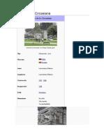 Puerta de La Circasiana Presentacion de Ingles