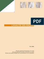 Analyse de Risques (Emploi.belgique.be)