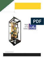 Medidor de Flujo Multifasico MFM ORINOCO
