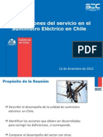 sec interrupcion de servicio electrico