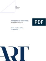 ART - Relazione anno 2015