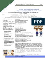 Proiect International Fii European Final 17