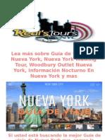 Lea Más Sobre Guía de Viajes de Nueva York, Nueva York Walking Tour, Woodbury Outlet Nueva York, Información Nocturno en Nueva York y Mas