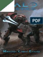 Halo Tactics Rulebook V1
