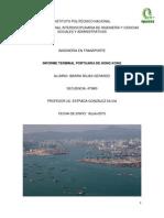 Informe Puerto HONG-KONG