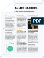 Tech City News - Issue 7, June 2015 - The Real Life Hackers