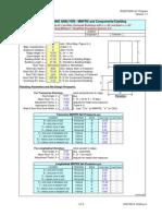 Hoja de Cálculo Para Analizar Cargas de Viento en Edificios y Estructuras de Acuerdo Al Código Asce 7-02