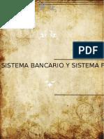 SISTEMA BANCARIO Y SISTEMA FINANCIERO PERUANO