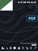Lewmar Marine Equipment Guide Ed 14