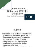 2.3Canon Minero