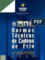 Normas Tecnicas de Cadena de Frio[1]