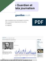 Data journalism - étude de cas - GUARDIAN