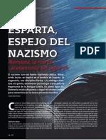 Esparta, Espejo Del Nazismo