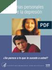 Historias Personales Sobre La Depresión
