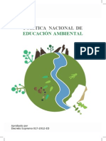 Politica Nacional Educacion Ambiental Amigable 1 (1)