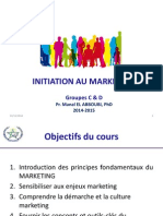 Marketing ELABBOUBI Partie1 Et 2 2014