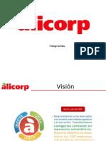 Trabajo Aplicativo Final - 123 - Alicorp