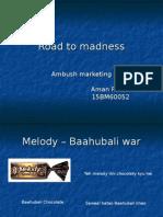 Ambush Marketing Taglines