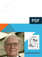 Presentation on Warren Buffet