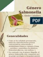 Género Salmonella