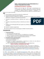 Resumen de Las Exposiciones Derecho Financiero Examen..