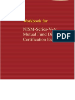 NISM Series v a Mutual Fund Distributors Workbook August 2014 Feb 2015